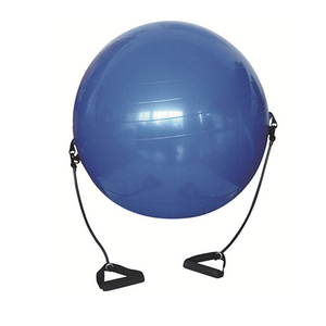 Gym Ball With Expander U2151